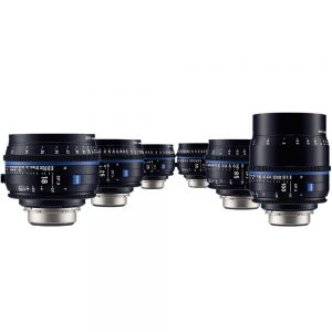 ZEISS Compact Prime CP.3 /PL Full Set