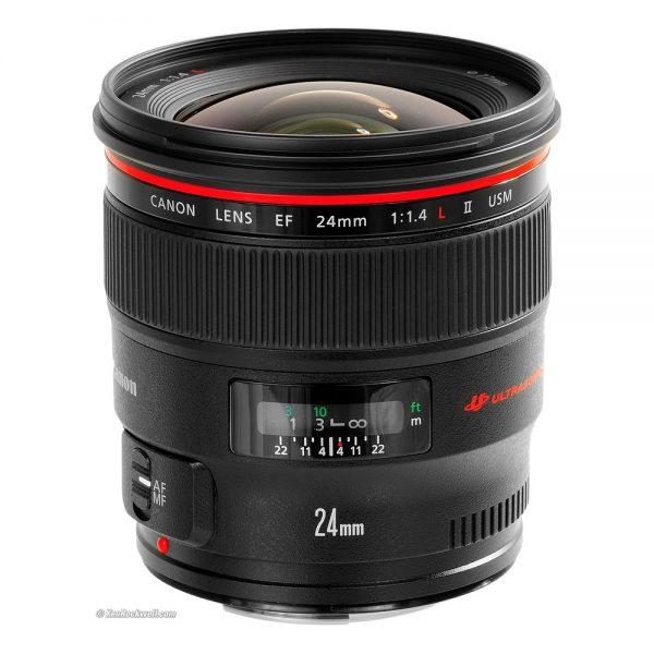 Canon EF 24мм/f1.4