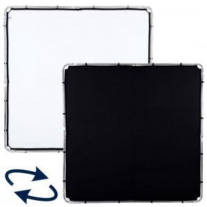 Lastolite 82221R Екран Черно/Бяло за Skylite Rapid 2x2m