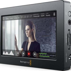 Blackmagic Video Assist /Recorder 50/60p