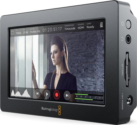Blackmagic Video Assist /Recorder 50/60p