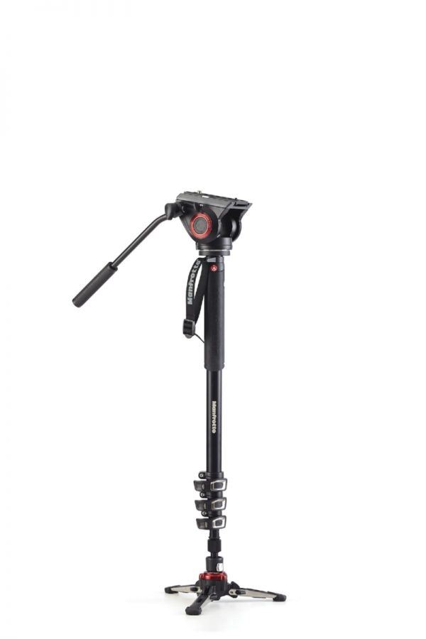 Видеомонопод Manfrotto MVMXPRO500 к-т с видеоглава