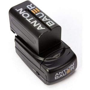 Anton Bauer Single Charger with US Plug for L-Series Batteries