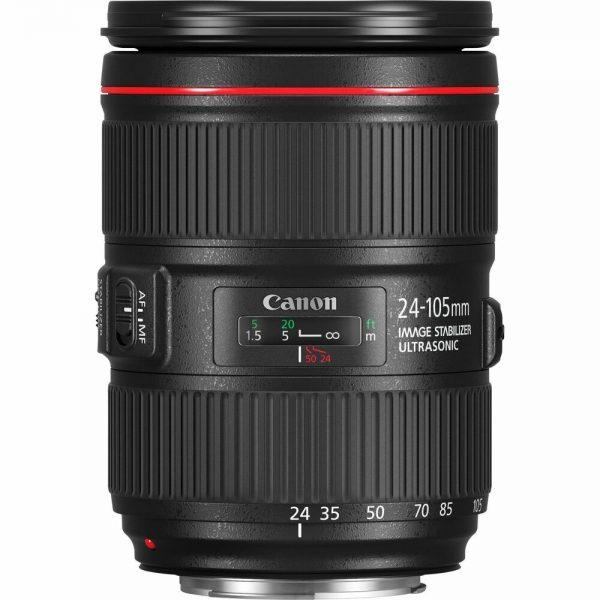 Canon EF 24-105мм/f4 USM  