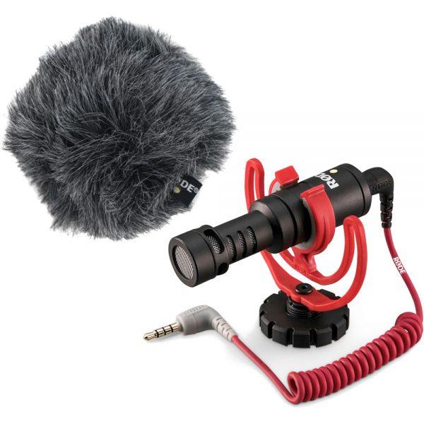 Rode VideoMicro kompaktes Kamera-Mikrofon