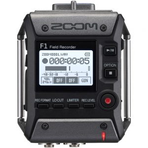 Zoom F1-SP Field Recorder
