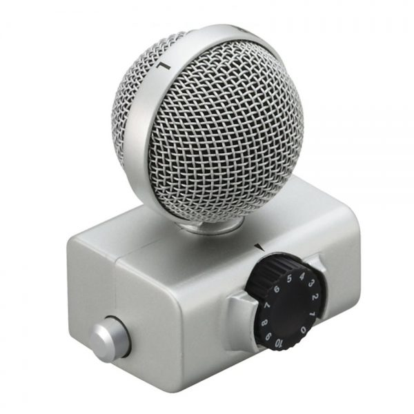 Zoom XYH-6 Adjustable Stereo Microphone Capsule for H5/H6, Q8, U44, F4/F8 & ECM3