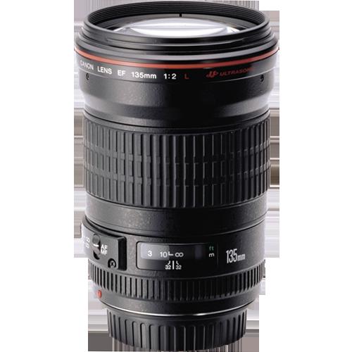 Canon EF 135мм/f2
