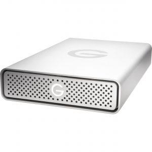 LaCie 2Big Thunderbolt2 & USB 3.0 RAID Drive 8TB with cable