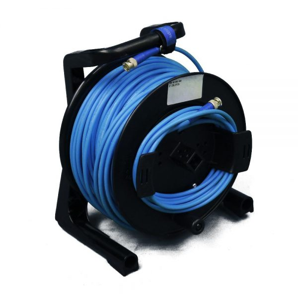Cable SDI with drum - 50 meters