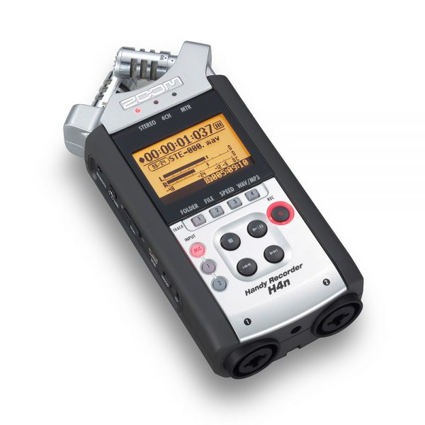 Аудио рекордер - Zoom H4n Sound Recorder